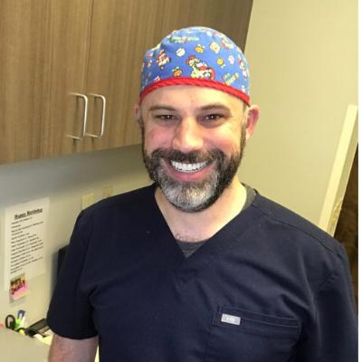Dr. Allen, Pediatric Dentist at Happy Smiles Meridian
