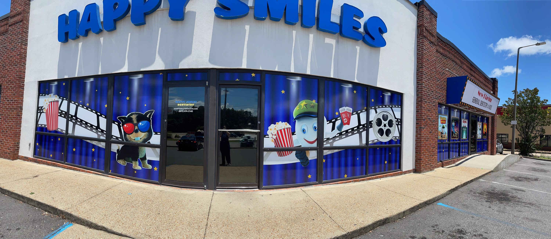 Happy Smiles Meridian Exterior