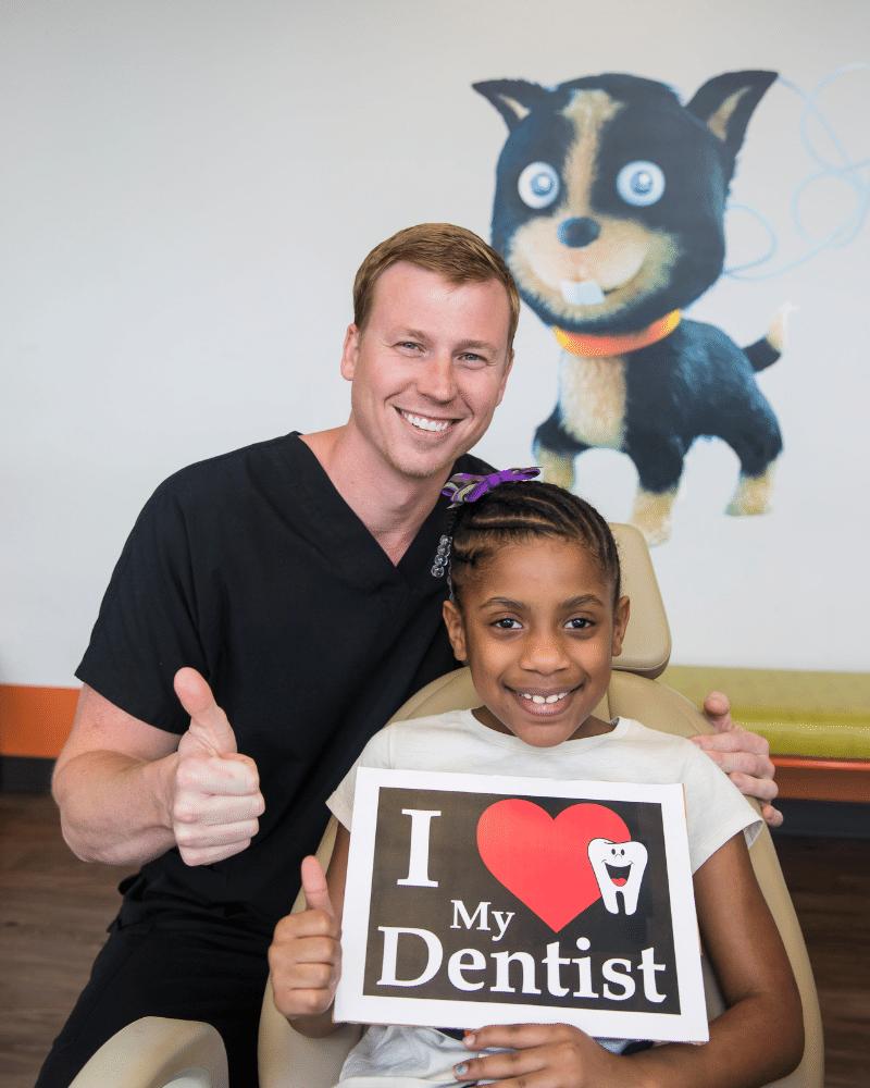 Dr. Harris, Kids Dentist in Meridian, MS