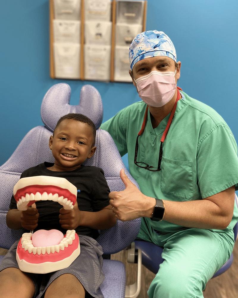 Dr. McAlexander, Kids Dentist in Meridian, MS